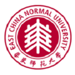 华东师范大学成教logo