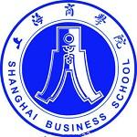 上海商学院成教logo